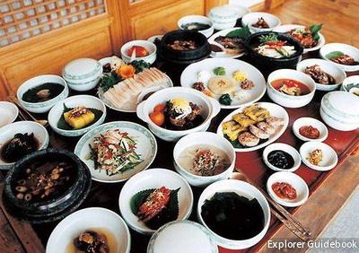 10 Makanan Tradisional Korea Selatan Kebudayaan Korea Selatan
